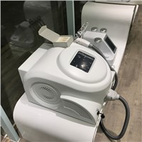 Newest Changeable Crystals Portable Shr IPL for Skin Care