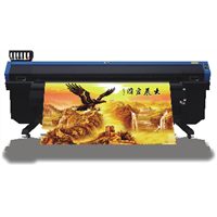 Photojet UV Solvent Digital Inkjet Printer Machine with LED Light