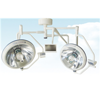 ZF700/700 Ceiling Mounted Doubles Domes Halogen Operating Lamp