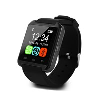 the most Popular Wholesale Digital Bluetooth CE Rohs Smart Watch U8