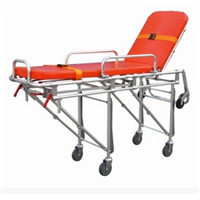 3A5 Aluminum Alloy Ambulance Automatic on the Stretcher