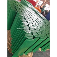 CE 900mm Anti-Glare Panel Highway Anti Dazzle Board Reflective Delineator Guardrail Reflector Traffic Safety