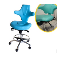 Ultrasonic Physician Special Inspection Chair Aluminum Alloy Laboratory Technician Lift Chair