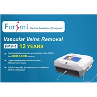 CE Approved 30MHz Blood Vessel Sclerotherapy Side Effects Vascular Therapy Equipment