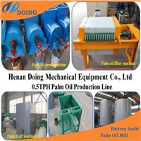 2-20tph Palm Oil Processing Plant In Indonesia