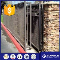 Cheap Chain Link Sliding Gates with ISO Certificates