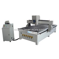 SCT-W1530 Woodworking CNC Router Machinery with DSP