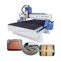 SCT-1325 Wood MDF Engraving & Cutting CNC Router Machine