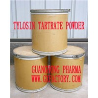 Tylosin Tartrate White to Pale Yellow Powder