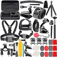 for Hot GoPro Accessories 31 in 1motion Set Hero 5 4 3+ 3 2 1 SJ4000