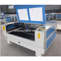 Exported of CO2 Laser Engraving Cutting Machine with Two Heads In North America