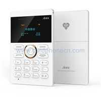 AIEK Mini Phone E1 with Unlocked Keypad