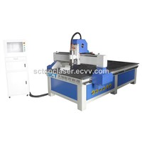 1325 Jinan Manufature Wood Router Servo System Machine CNC Router Machine Woodworking Lathe