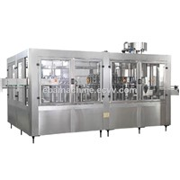 Glass Bottle Wine Saurce Vinegar Filling Machine
