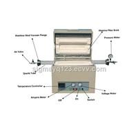 Vacuum Atmosphere Tube Furnace/Muffle Furnace/Lab Furnace (Diameter 60mm / 1200 Celsius Degree)