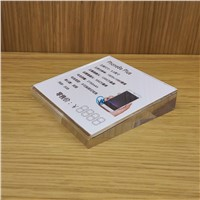 Shenzhen Retail Cell Phone Store 10x10 Mobile Phone Acrylic Price Tag Holder Display