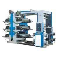 Film/Craft Paper Flexo Printing Machine