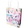 Custom Size Hello Kitty Printed Kraft Paper Carrier Gift Bag