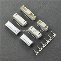 Box Shaped Shrouded Header Board to Wire Crimp Style Connectors Equal JST XH for Lamp Cable