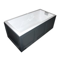 Freestanding Cast Iron Bath JINSA
