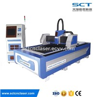 Manganese Steel & Carbon Steel Fiber Laser Cutting Machine(SCT-F3015)