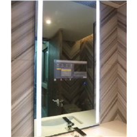 Bathroom TV with Mirror in Good Quality
