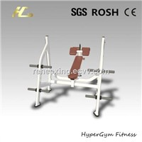 Decline Bench(Luxury)/Adjustable Bench Gym Exercise Machine