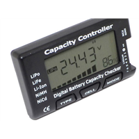 CellMeter7 RC Battery Checker, Battery Tester for Lipo Nicd / NiMh / LiFe Battery