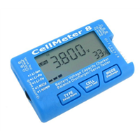 Cellmeter 8 Battery Voltage Capacity Checker/Battery Discharger/Servo Tester