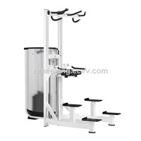 !!! Factory Low Price Hot Sale Gym Fitness Machines Assist Dip Chin