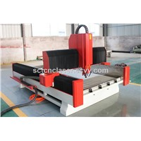 SCT 3 Axis Widely Used Stone Cutting Machine for Sale