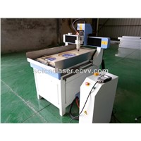 Small CNC Router Aluminum & Copper Wood Carving High Speed Engraving