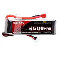 5S Remote Control Aircraft Model Aircraft Model Car Model 18.5V 2600mAh 35c Polymer Lithium Battery