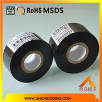 Black Color 30mm Width Coding Foil with ROHS SGS Certificate