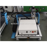 CNC Router Machine for Aluminum CNC Milling Drilling Copy Router