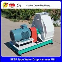 Hot Sale Water Drop Hammer Mill High Quality