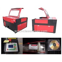CO2 Laser Type & Laser Cutting Application Laser Cutting Machinery for PVC