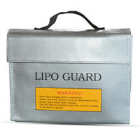 New Waterproof Fireproof Lipo Safe Battery Bag Lipo Guard Bag