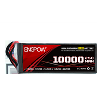 Plant Protection Battery Model Aircraft Battery 22.2V 10000mah 25C Model Battery Aerial Special Battery