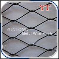 Rust Resistant Black Oxide Stainless Steel Wire Mesh