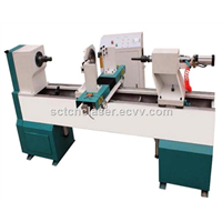 SCT-1500A Automatic 3d Wood Turning Lathe for Wood Chair Legs