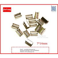 10mm Metal Crimp for Lanard /String