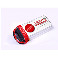 16000mAh 4S 6s 25c 22.2v Lipo Battery for Plant Protection Machine