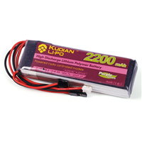 2200mAh 3s 11.1V Lipo Battery for RC Toy