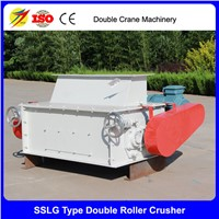 CE & SGS Approved Double Roller Feed Crusher Price Pellet Feed Crushing Machine