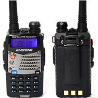 Dual Band 10km Walkie Talkie Handheld Baofeng Two Way Radio UV-5RA