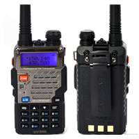 Police Communication Baofeng Two Way Radio with FM Radio Baofeng UV-5RB