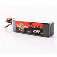Remote Control Aircraft Model Ship Model Battery 14.8V 2800mAh 30c Polymer Lithium Battery