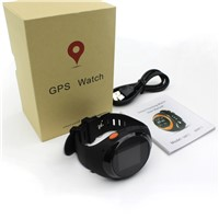 Falling Down Alarm, GPS, SOS, Lbs Position Smart Watch