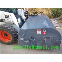 Skid Loader Attachments Road Sweeper